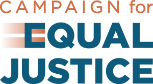 Campaign for Equal Justice Logo