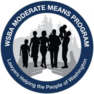 WSBA Moderate Means Program, Lawyers Helping the People of Washington