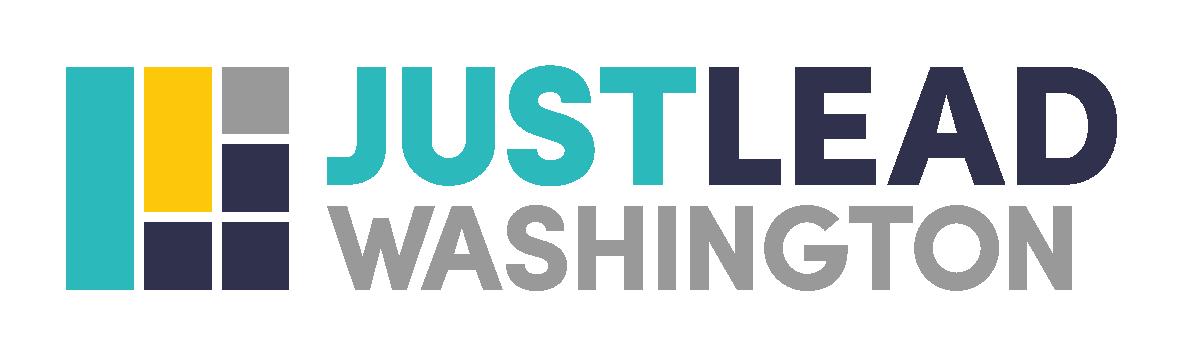 JustLead Washington logo