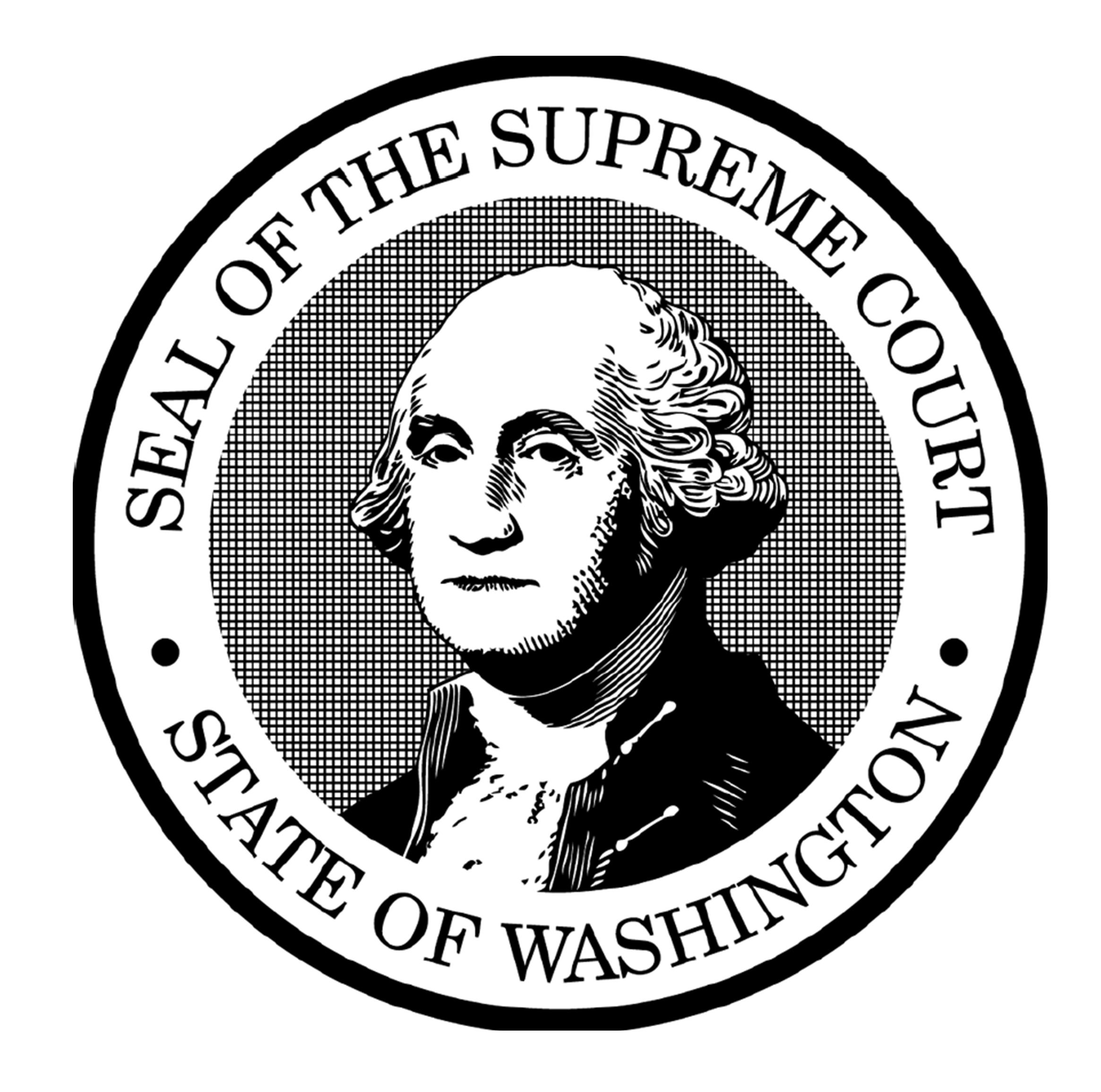 Log for the Washington Supreme Court